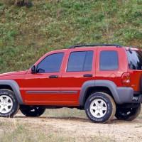 2001-2004. Jeep Liberty Sport (KJ)