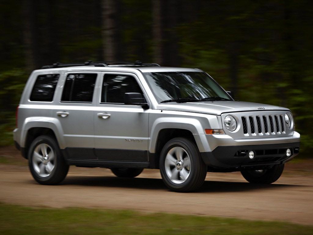 2010–н.в. Jeep Patriot (MK)