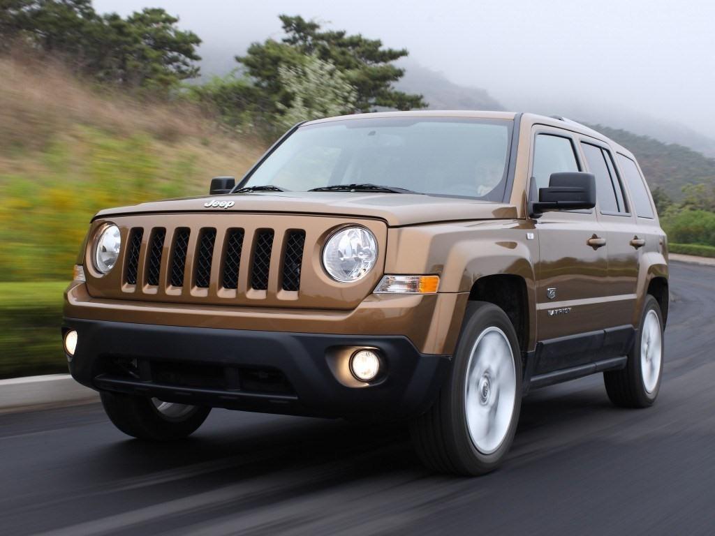 2011. Jeep Patriot 70th Anniversary CN-spec (MK)