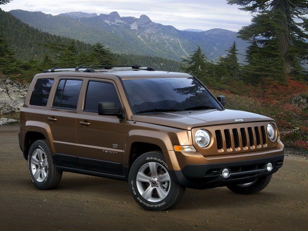 2011. Jeep Patriot 70th Anniversary (MK)