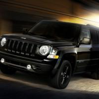 2012. Jeep Patriot Altitude (MK)