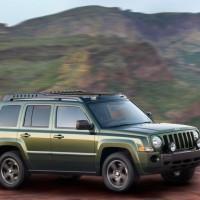 2005. Jeep Patriot Concept