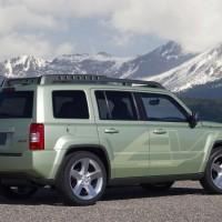 2009. Jeep Patriot EV (Concept)
