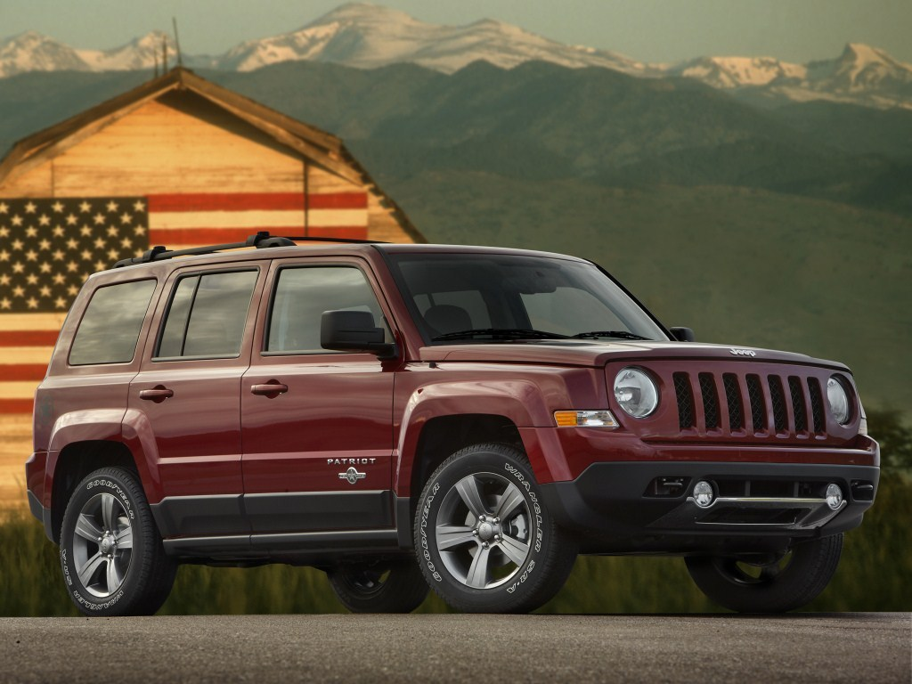 2012–2014. Jeep Patriot Freedom Edition (MK)
