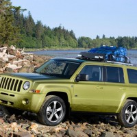 2008. Jeep Patriot Back Country