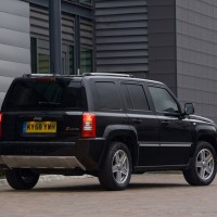 2008. Jeep Patriot S-Limited