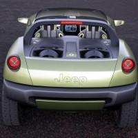 2008. Jeep Renegade Concept