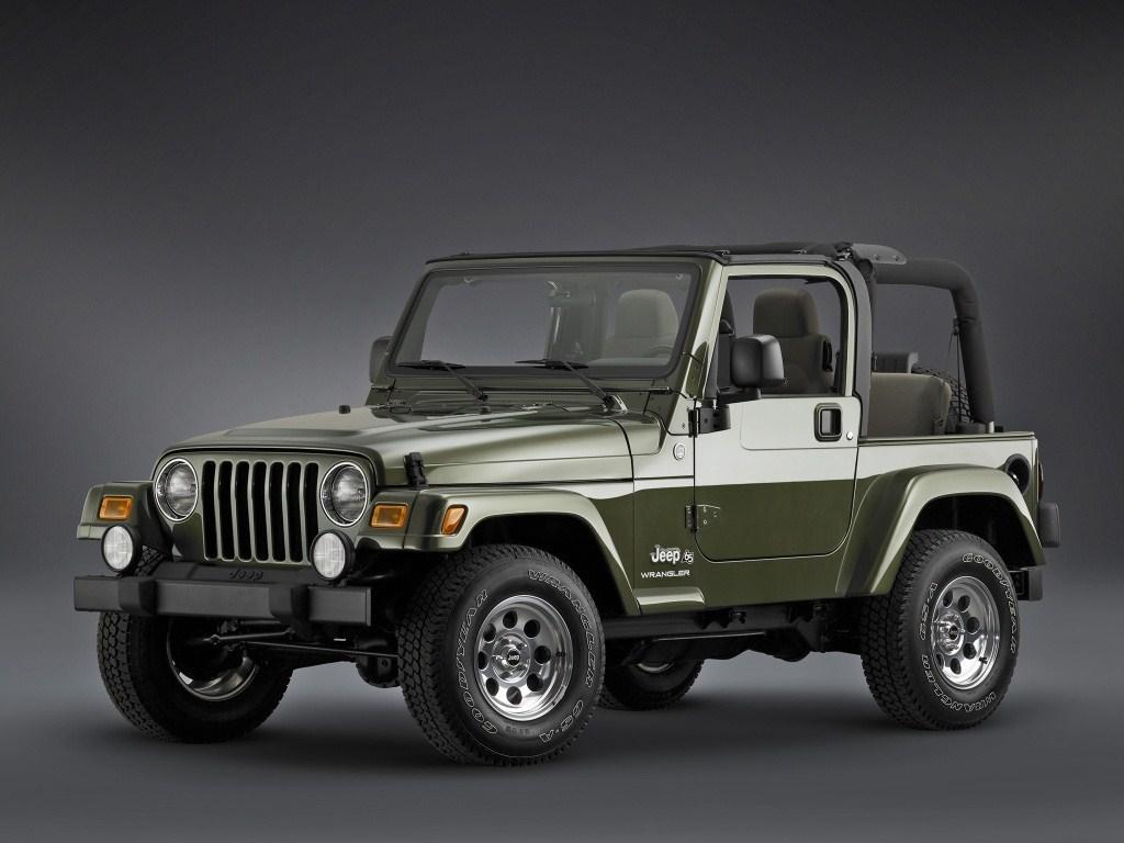 2006. Jeep Wrangler 65th Anniversary (TJ) (1600 ед)