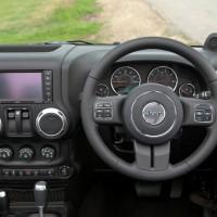 2011. Jeep Wrangler 70th Anniversary EU-spec (JK)