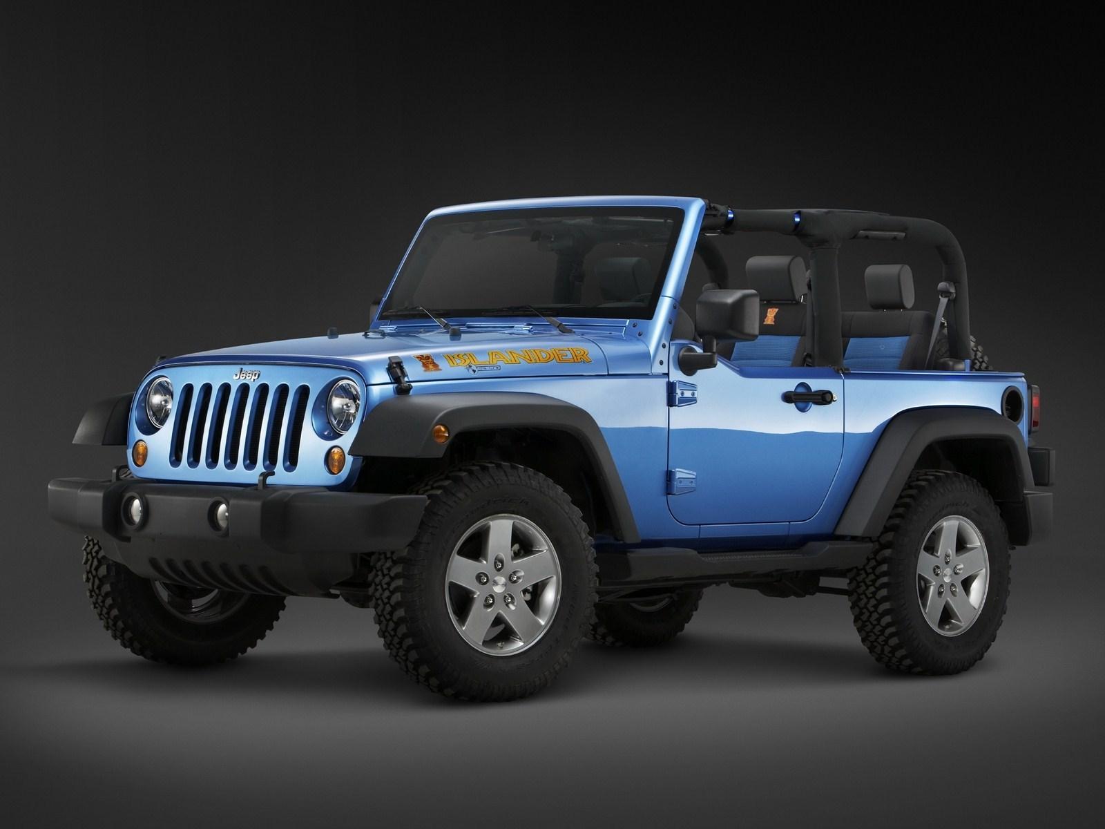 2010. Jeep Wrangler Islander (JK)