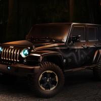 2012. Jeep Wrangler Dragon Concept (JK)