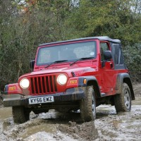 2005-2006. Jeep Wrangler Jamboree (TJ)