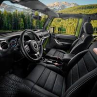 2012. Jeep Wrangler Mountain (JK)