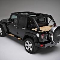 2011. Jeep Wrangler Nautic Concept by Style & Design (JK)