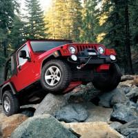 2005. Jeep Wrangler Off-road Package by Mopar (TJ)