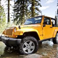 2010–н.в. Jeep Wrangler Rubicon (JK)
