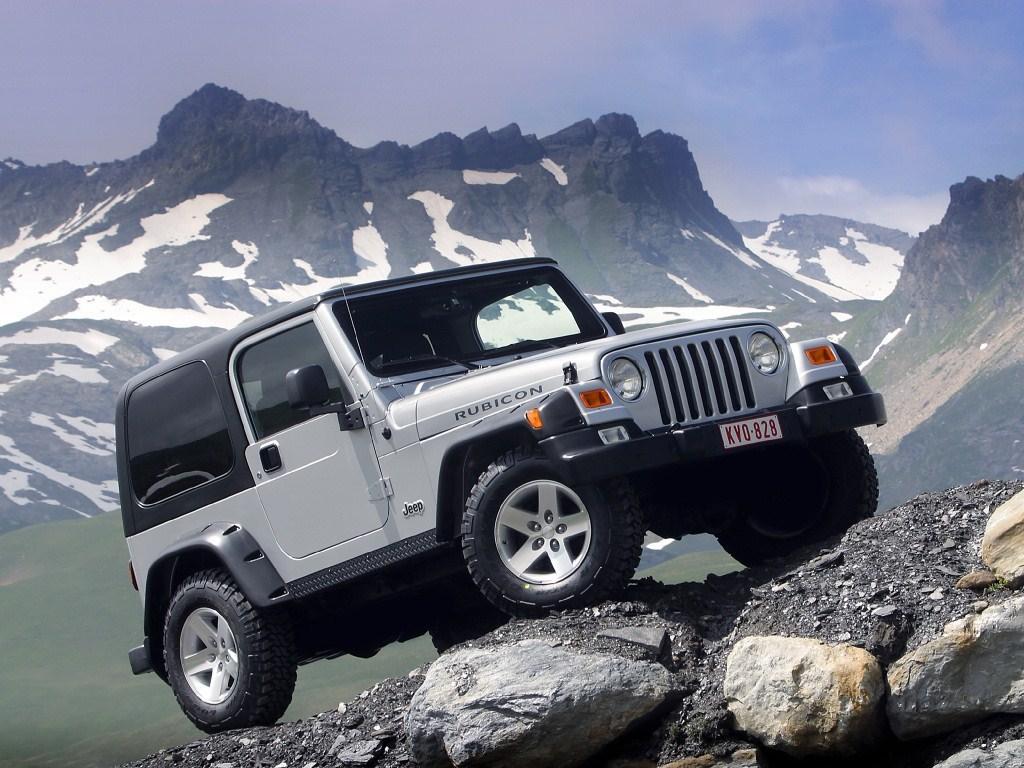 2002-2006. Jeep Wrangler Rubicon (TJ)