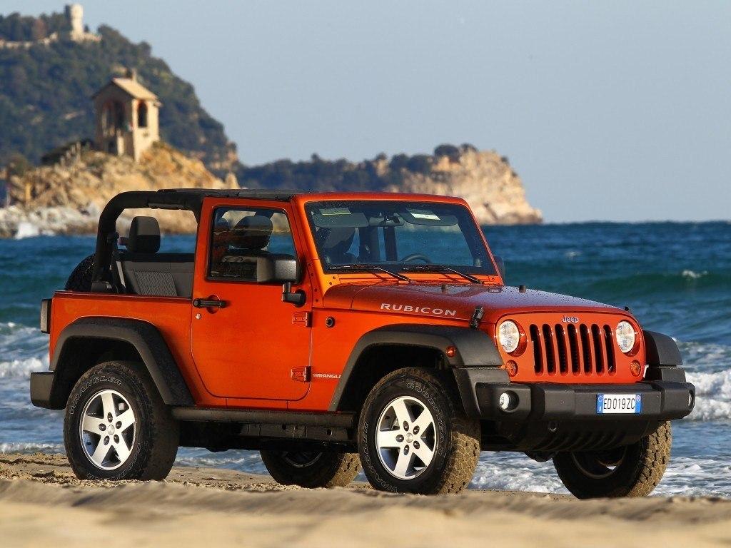 2010–н.в. Jeep Wrangler Rubicon EU-spec (JK)