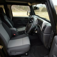 2002-2005. Jeep Wrangler Sahara UK-spec (TJ)