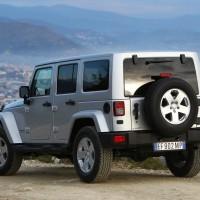 2010-н.в. Jeep Wrangler Unlimited Sahara EU-spec (JK)
