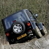 1997–2006. Jeep Wrangler Sport UK-spec (TJ)