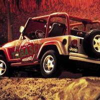 1997. Jeep Wrangler Tabasco Concept (TJ)