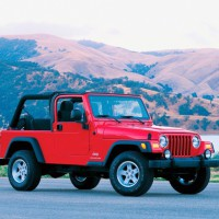 2005-2006. Jeep Wrangler Unlimited (TJ)