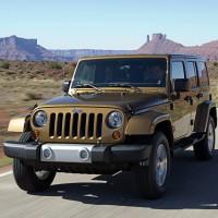 2011. Jeep Wrangler Unlimited 70th Anniversary (JK)