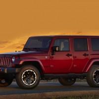 2012. Jeep Wrangler Unlimited Altitude (JK)