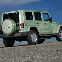 2009. Jeep Wrangler Unlimited EV (Concept) (JK)