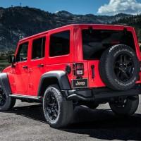 2012. Jeep Wrangler Unlimited Moab (JK)
