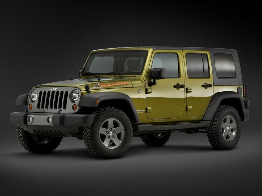 2010. Jeep Wrangler Unlimited Mountain (JK)