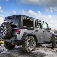 2013.  Jeep Wrangler Unlimited Rubicon 10th Anniversary (JK)