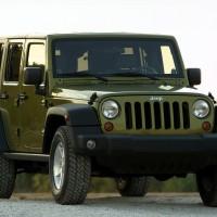 2007-2010. Jeep Wrangler Unlimited Rubicon EU-spec (JK)