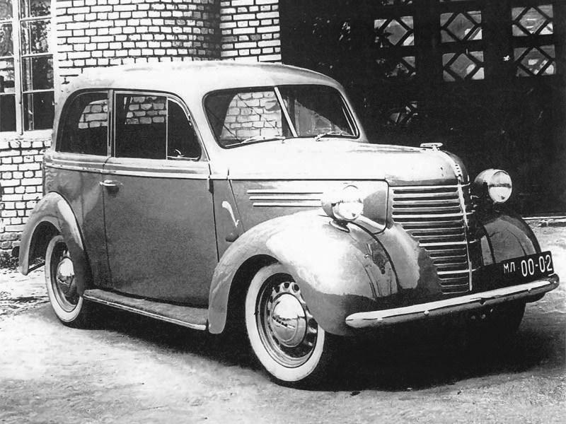 1940. КIМ 10 (Concept)