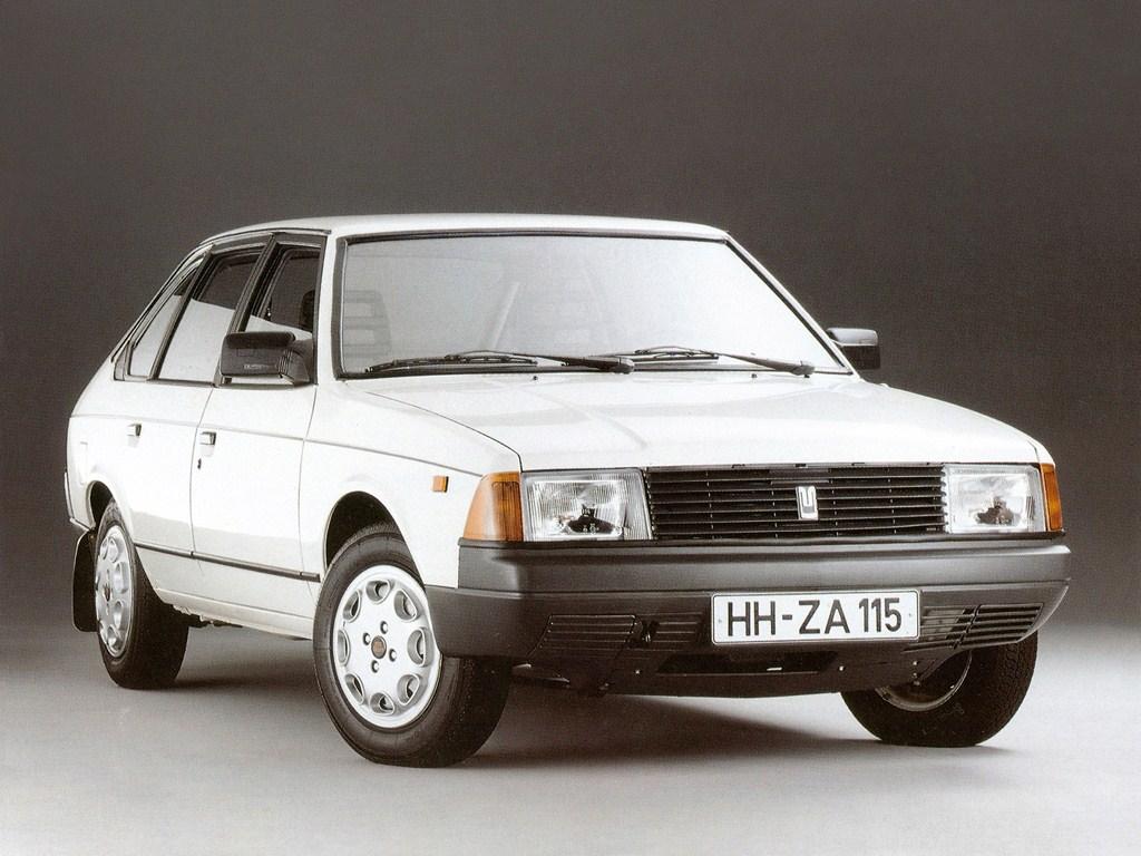 1992-1995. Lada Aleko