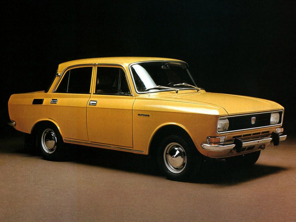 1976-1988. AZLK Moscvich 2140