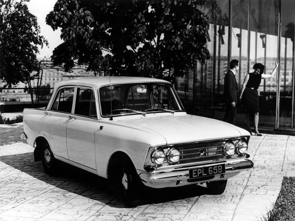 1966-1969. Elite DeLuxe (408)