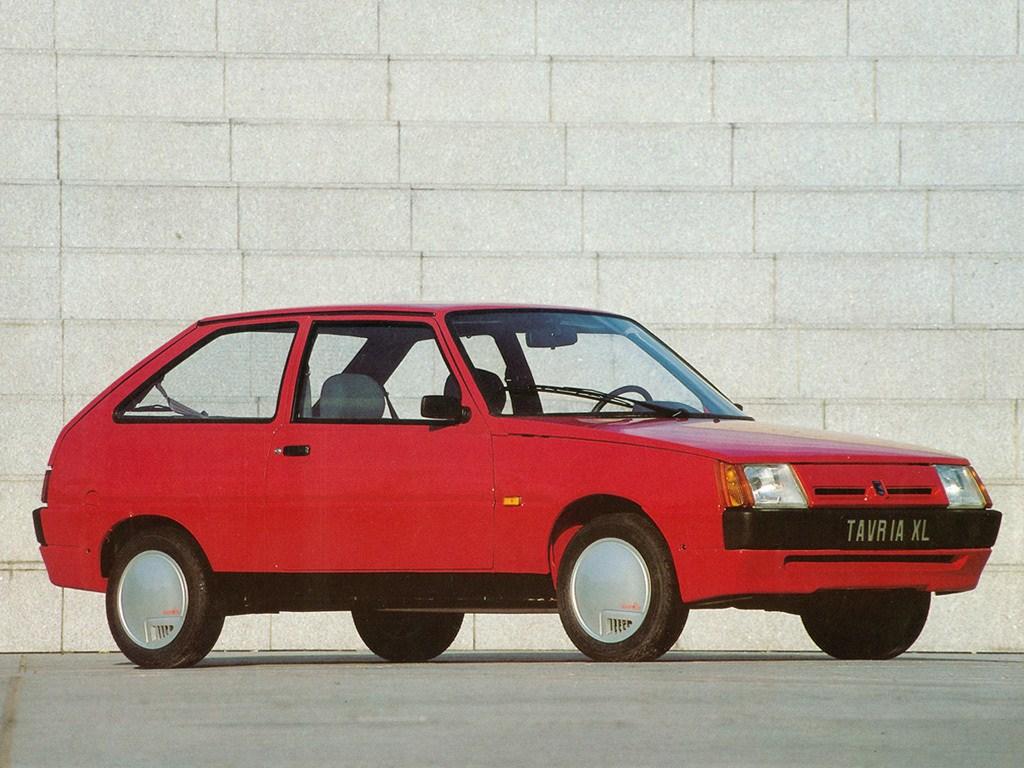 1991-1993. Poch Tavria XL