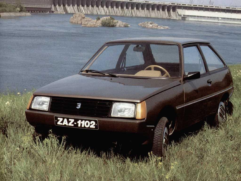 1986. ZAZ 1102 Tavria (Concept)