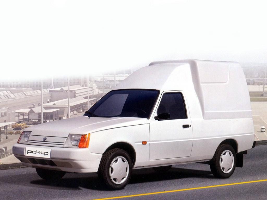 1998-2011. ZAZ 110557-53 Tavria Picup