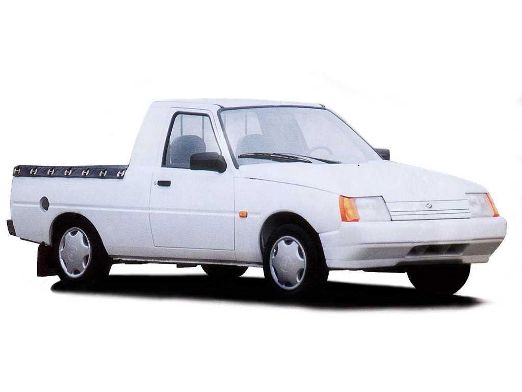 1998-2011. ZAZ 110557 Tavria Picup