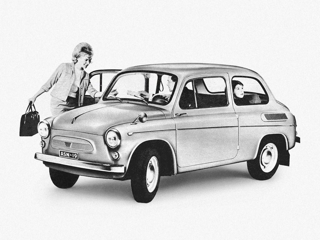 1965-1969. ZAZ 965АE Jalta
