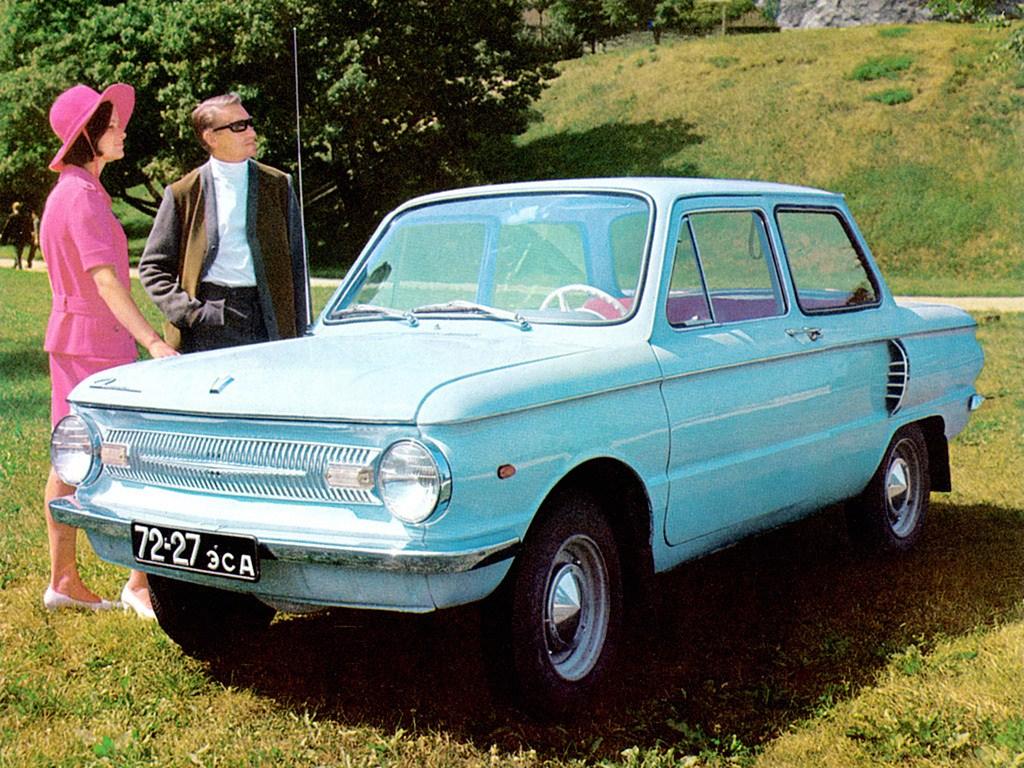 1967-1971. ZAZ 966E Eliette