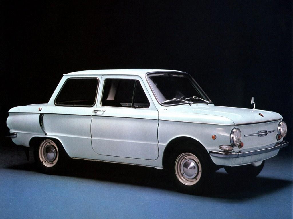 1974-1979. ZAZ 968АE Zaporojec