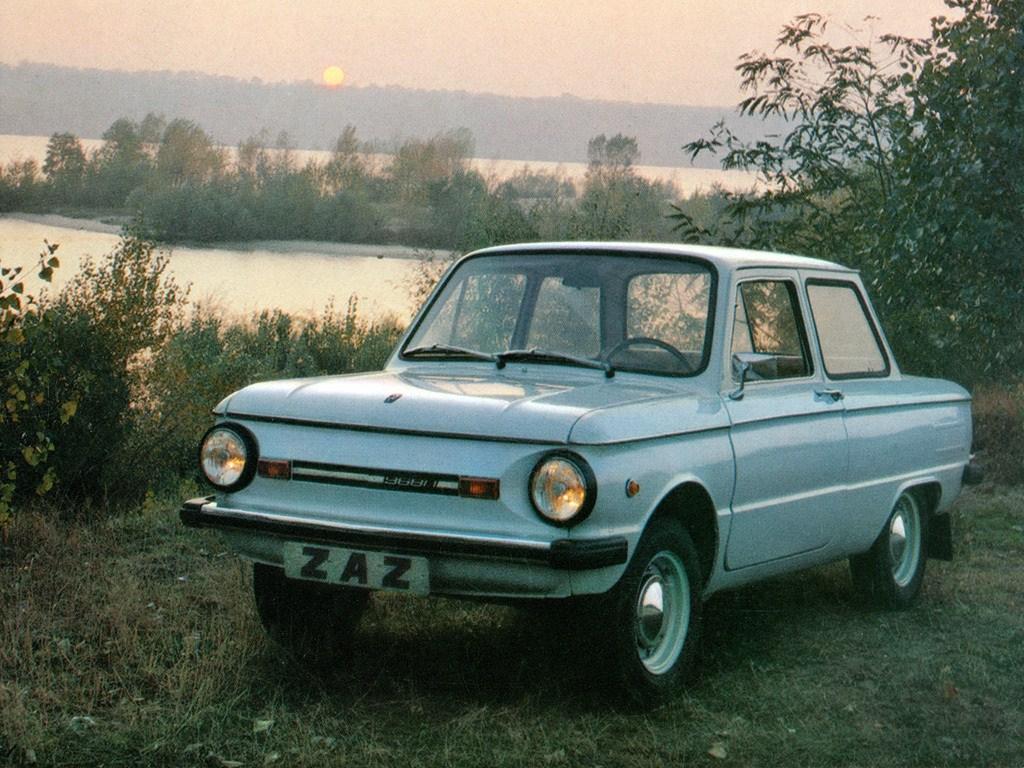 1979-1994. ZAZ 968M Zaporojec