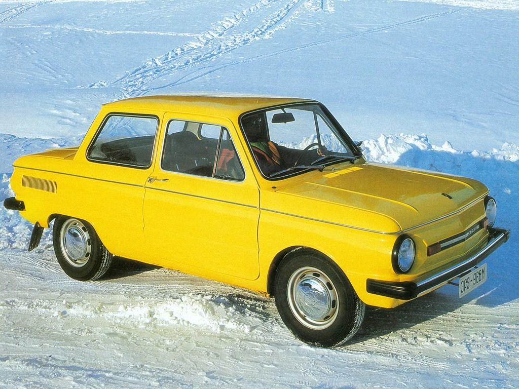 1977. ZAZ 968М Zaporojec (Concept)
