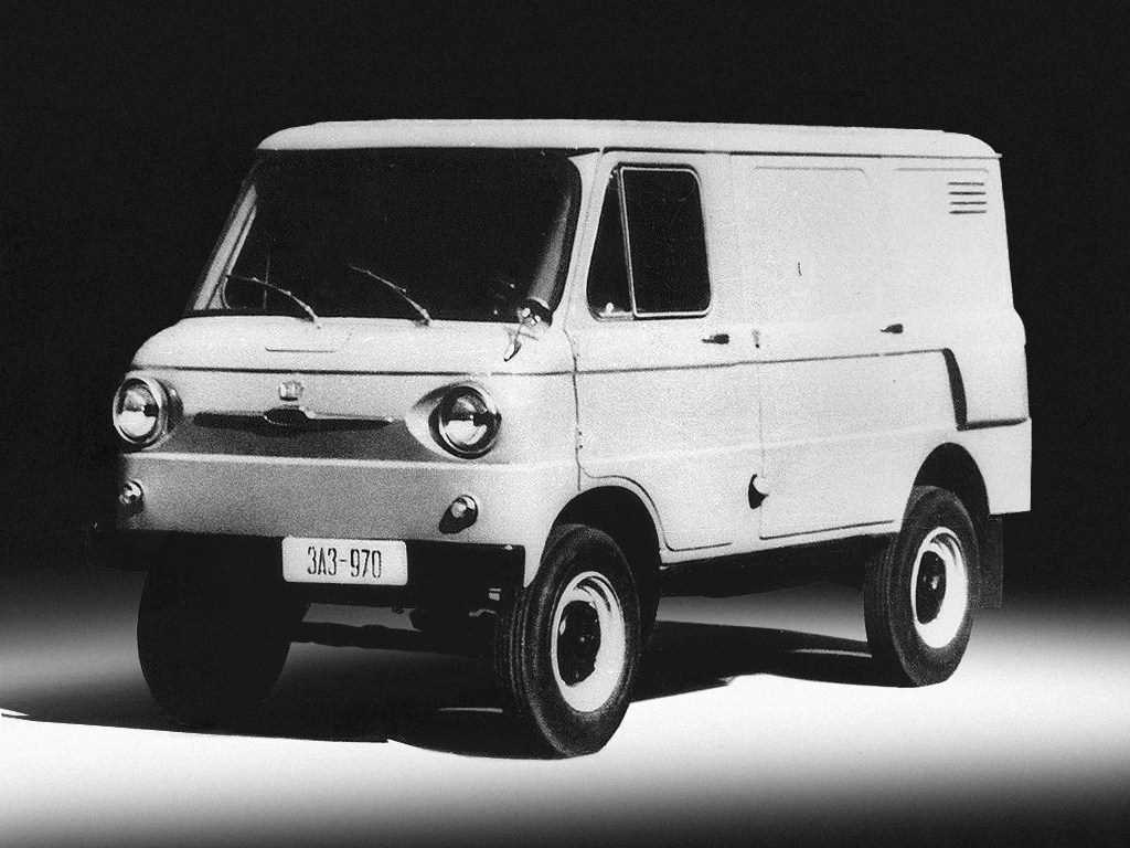 1962. ZAZ 970B Celina (Concept)