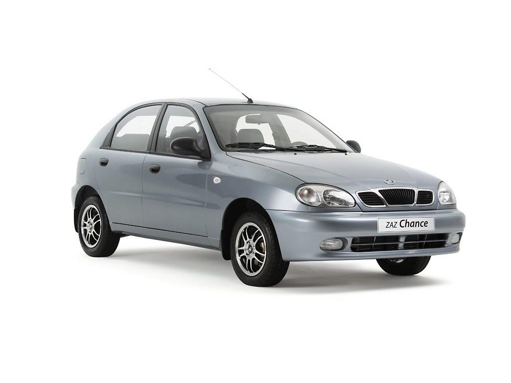 2009-н.в.. ZAZ Chance Hatchback (D5)