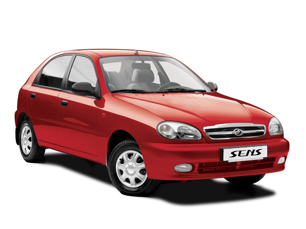 2009-н.в. ZAZ Sens Hatchback (D5)